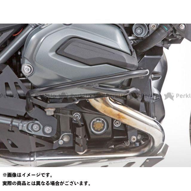ワンダーリッヒ R1200GS R1200R R1200RS エンジンガード「Sport」Wunderlich Edition R1200GSLC/R1200R LC/R1200RS LC カラー:ブラック Wunderlich