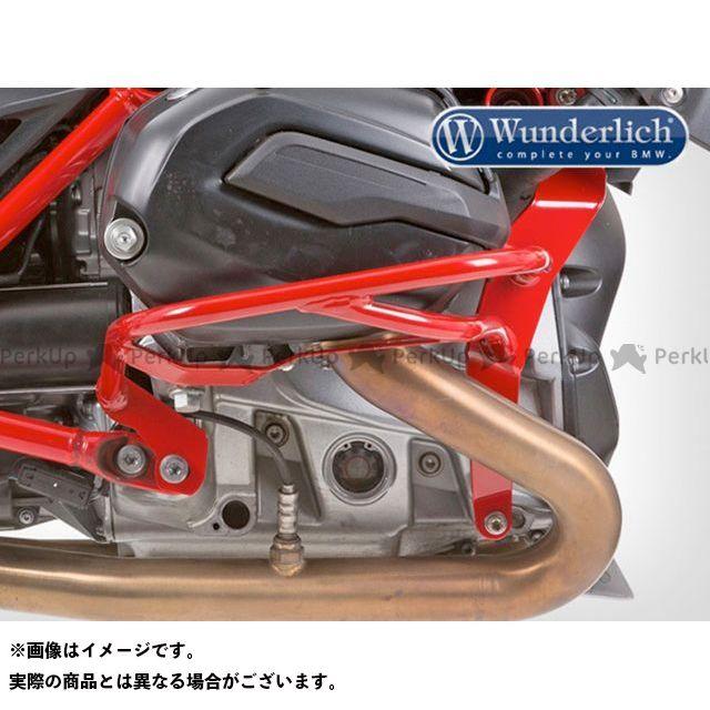 ワンダーリッヒ R1200GS R1200R R1200RS エンジンガード「Sport」Wunderlich Edition R1200GSLC/R1200R LC/R1200RS LC カラー:レッド Wunderlich