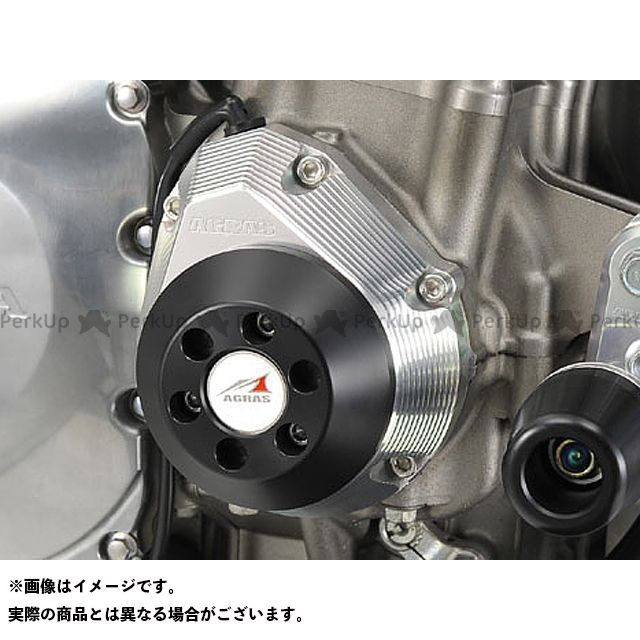 アグラス CB1300スーパーボルドール CB1300スーパーフォア(CB1300SF) レーシングスライダー パルサーC カラー:ジュラコン/ホワイト AGRAS