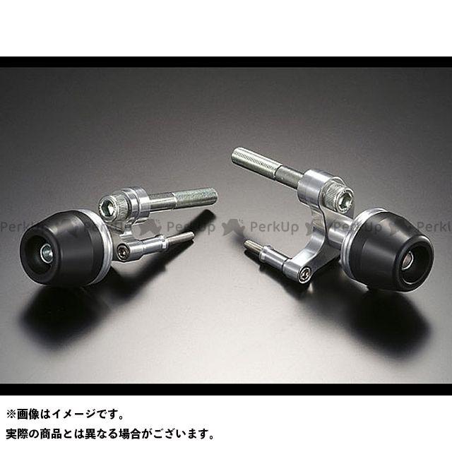 アグラス CBR1000RRファイヤーブレード スライダー類 レーシングスライダー フレーム ジュラコン/ホワイト ロゴ有