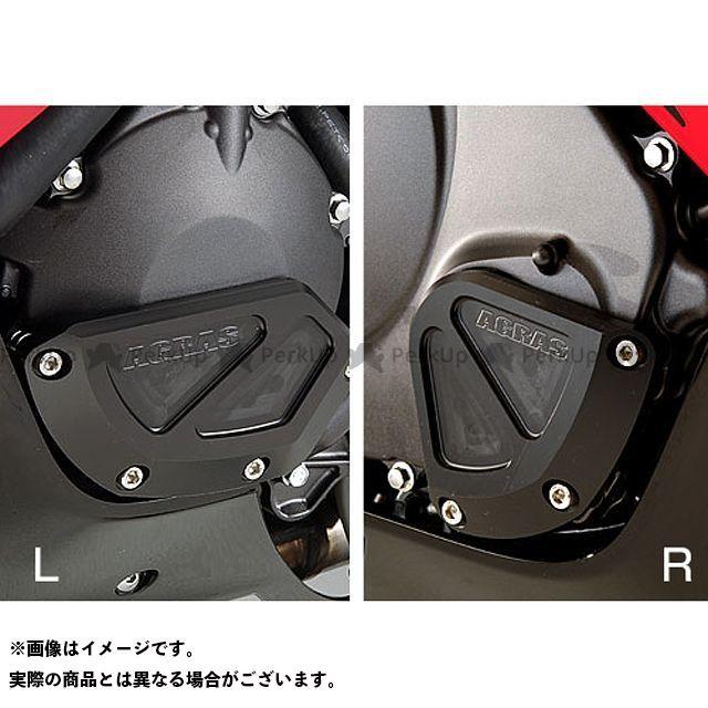 アグラス CBR1000RRファイヤーブレード レーシングスライダーLRセット ブラック AGRAS