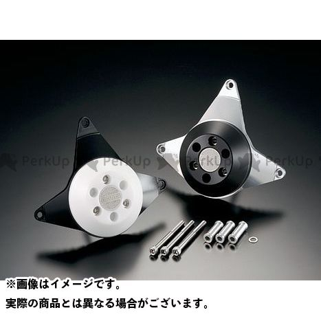 アグラス CBR600RR スライダー類 レーシングスライダー ジェネレーターA ジュラコン/ホワイト