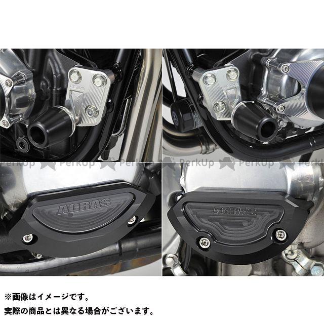 アグラス CB1100 レーシングスライダー 4点SET B カラー:ジュラコン/ブラック タイプ:ロゴ有 AGRAS