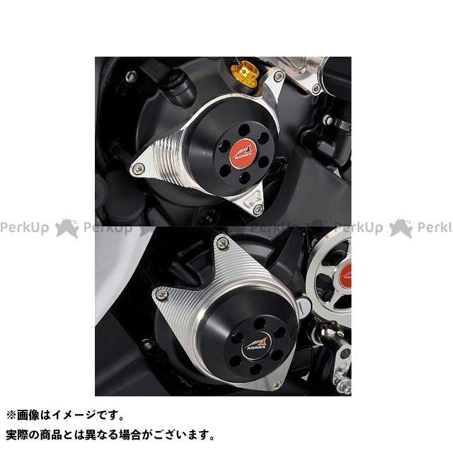 アグラス CBR250R レーシングスライダー 2点SET ジェネC カラー:ジュラコン/ブラック AGRAS