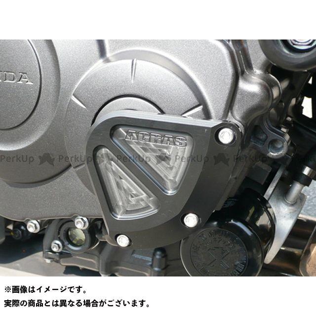 アグラス CB1000R レーシングスライダー クランクB カラー:ホワイト AGRAS