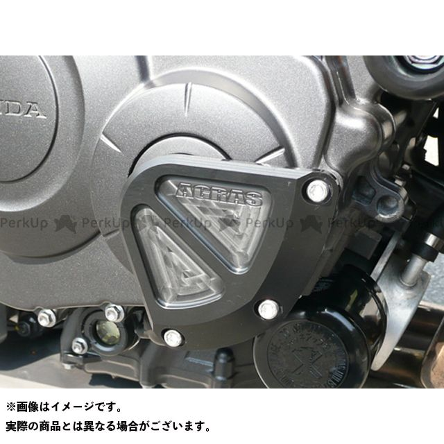 アグラス CB1000R レーシングスライダー クランクB カラー:ブラック AGRAS