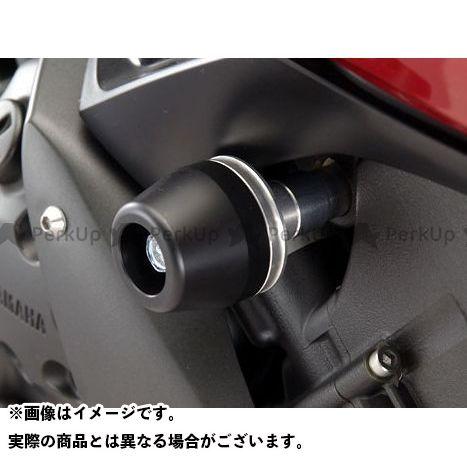 アグラス YZF-R1 レーシングスライダー フレーム レース用 カラー:ジュラコン/ホワイト タイプ:ロゴ無 AGRAS