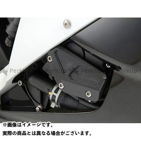 アグラス YZF-R6 レーシングスライダーR カラー:ブラック AGRAS