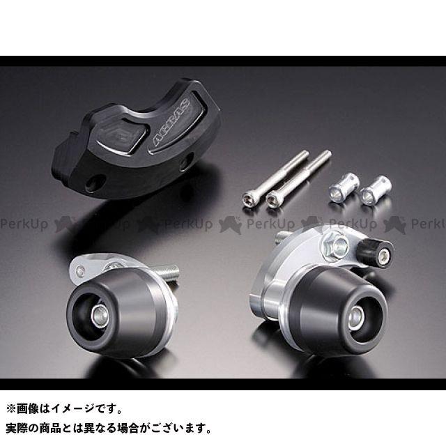 【無料雑誌付き】アグラス YZF-R6 レーシングスライダー 3点SET L カラー:ジュラコン/ホワイト タイプ:ロゴ無 AGRAS