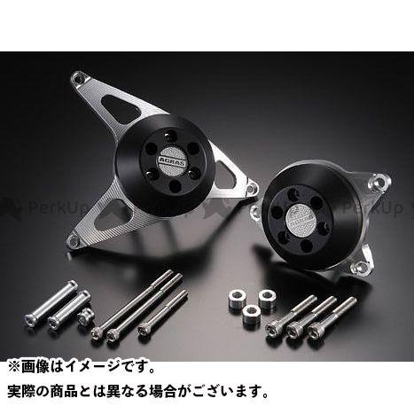 アグラス FZ1(FZ1-N) レーシングスライダー ケースカバーSET カラー:ジュラコン/ブラック AGRAS