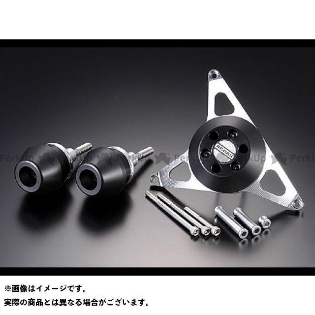 アグラス FZ1(FZ1-N) FZ1フェザー(FZ-1S) レーシングスライダー 3点SETR カラー:ジュラコン/ホワイト タイプ:ロゴ有 AGRAS