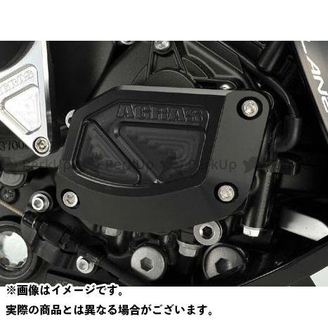 アグラス YZF-R1 レーシングスライダー オイルポンプ B カラー:ブラック AGRAS