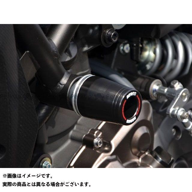 【エントリーで最大P23倍】アグラス MT-07 レーシングスライダー フレーム φ50 カラー:ジュラコン/ホワイト タイプ:ロゴ無 AGRAS