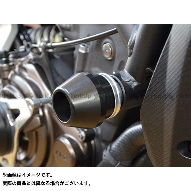アグラス MT-07 レーシングスライダー フレーム φ60 カラー:ジュラコン/ホワイト AGRAS