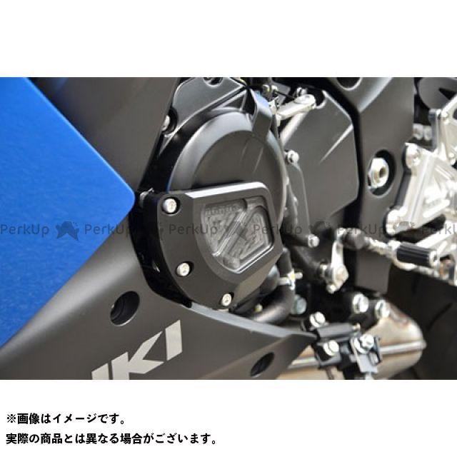 【無料雑誌付き】アグラス GSX-S1000 GSX-S1000F カタナ レーシングスライダー ジェネレーターB カラー:ブラック AGRAS