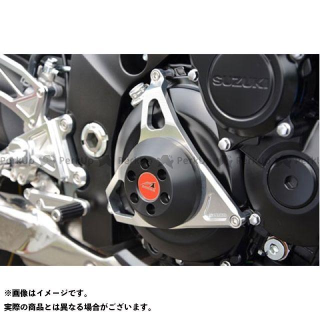 アグラス GSX-S1000 GSX-S1000F カタナ レーシングスライダー クラッチ タイプ2 カラー:ジュラコン/ホワイト AGRAS