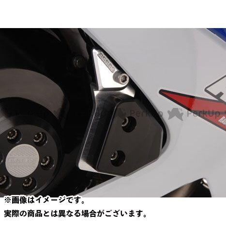 アグラス GSX-R1000 レーシングスライダー クラッチタイプ カラー:ジュラコン/ブラック AGRAS