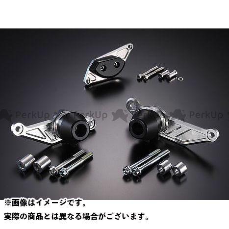 AGRAS タイプ:ロゴ無 スターター カラー:ジュラコン/ブラック 3点SET ビーキング レーシングスライダー アグラス