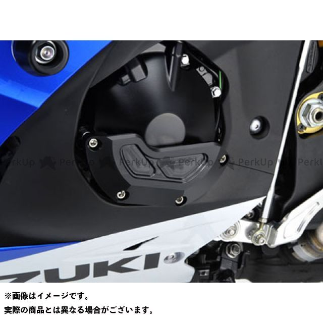 アグラス GSX-R1000 レーシングスライダー ジェネレーターB カラー:ブラック AGRAS