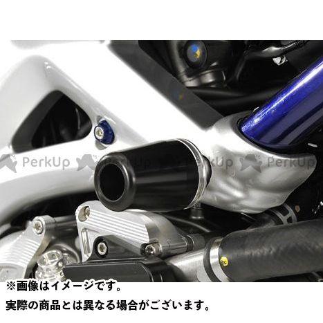 【エントリーで最大P23倍】アグラス グラディウス400 SV650 レーシングスライダー フレームφ50 カラー:ジュラコン/ホワイト タイプ:ロゴ無 AGRAS