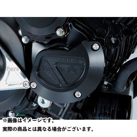 アグラス GSR750 GSX-S750 レーシングスライダー スターターB カラー:ジュラコン/ホワイト AGRAS