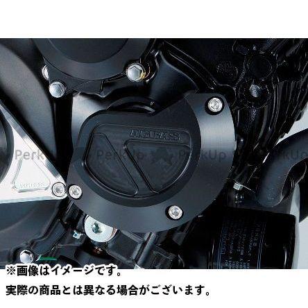 アグラス GSR750 GSX-S750 レーシングスライダー スターターB カラー:ジュラコン/ブラック AGRAS