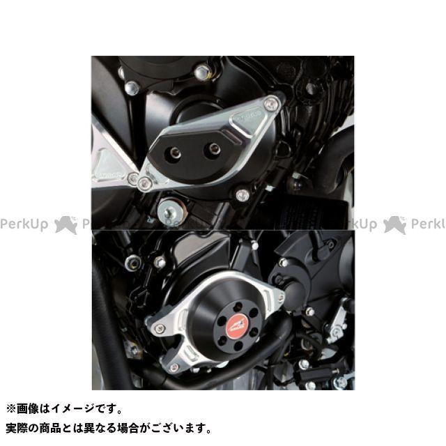 【エントリーで更にP5倍】アグラス GSR750 レーシングスライダー 2点SET スターターA+ジェネレーターC カラー:ジュラコン/ブラック AGRAS