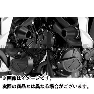 アグラス GSR750 スライダー類 レーシングスライダー 4点SET フレームφ60+スターターB+ジェネレーターB ジュラコン/ホワイト
