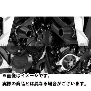 アグラス GSR750 レーシングスライダー 4点SET フレームφ60+スターターB+ジェネレーターC カラー:ジュラコン/ブラック AGRAS