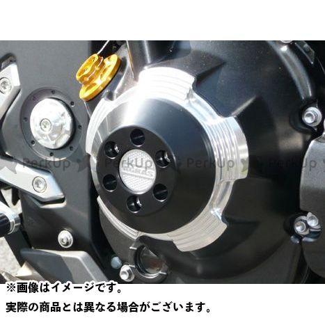 アグラス Z1000 スライダー類 レーシングスライダー ケースカバー ジュラコン/ホワイト