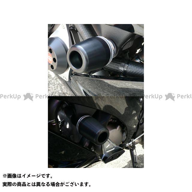 アグラス ニンジャZX-10R レーシングスライダー フレーム カラー:ジュラコン/ホワイト タイプ:ロゴ無 AGRAS