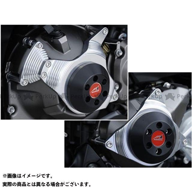 アグラス Z800 レーシングスライダー ケースカバーA SET カラー:ジュラコン/ブラック AGRAS