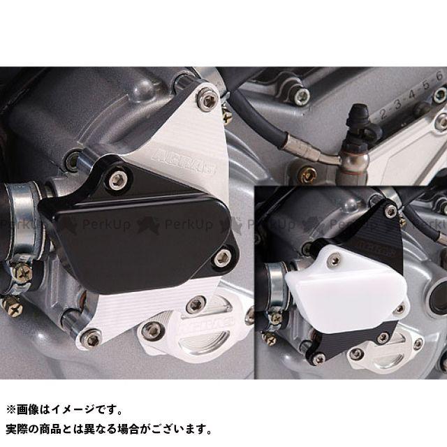アグラス モンスターS4R レーシングスライダー ウォーターポンプ カラー:ジュラコン/ブラック AGRAS