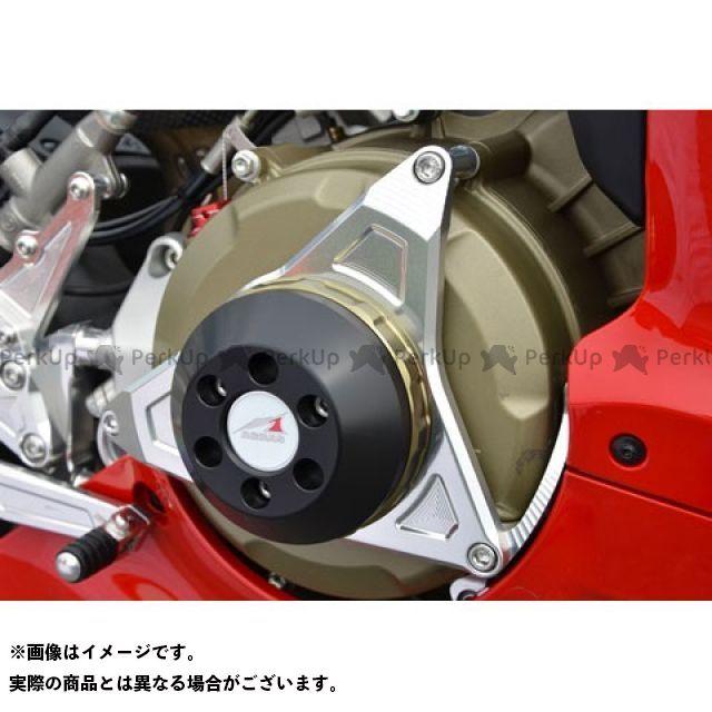 【無料雑誌付き】アグラス 1199パニガーレ レーシングスライダー クラッチ カラー:チタン/ブラック AGRAS