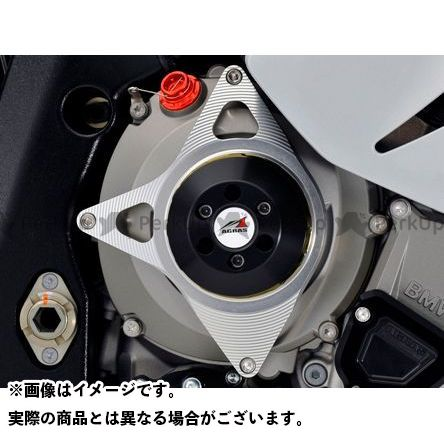 【無料雑誌付き】アグラス S1000RR レーシングスライダー カラー:シルバー/ブラック AGRAS
