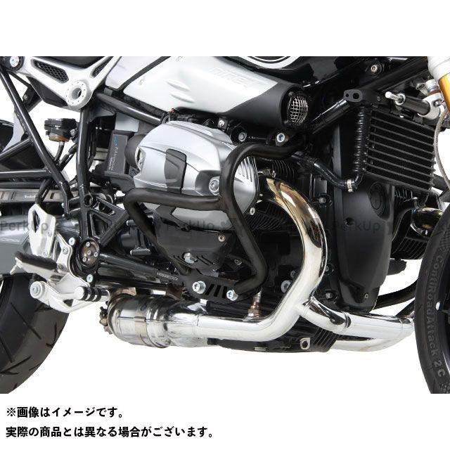 ヘプコアンドベッカー エンジンガード カラー:ブラック HEPCO&BECKER