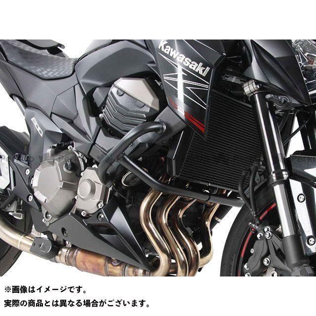 送料無料 ヘプコアンドベッカー Z800 エンジンガード エンジンガード(ブラック)