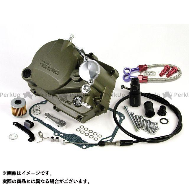 SP武川 汎用 X/GPX 150/160ccエンジン(1P60-FMJ・1P60-5FMJ)用ダイカスト製マグネシウムカバー TAKEGAWA