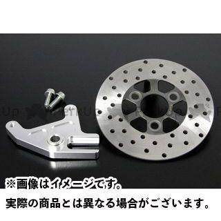 SP武川 ゴリラ モンキー ブレンボキャリパー取付け用ブラケットキット(リジットタイプ) TAKEGAWA