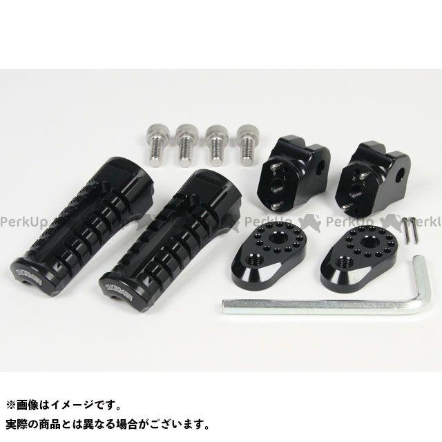 【エントリーで更にP5倍】SP武川 アジャスタブルステップキット HONDA用 カラー:ブラック TAKEGAWA