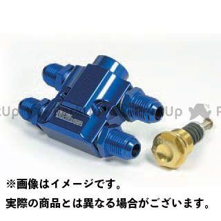 SP武川 汎用 ラジエター関連パーツ インラインサーモユニットキット(#6ホース用) シルバー