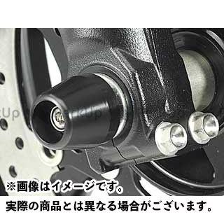 【エントリーで最大P21倍】アグラス バンディット1250 バンディット1250F フロントアクスルプロテクターコーンタイプ 仕様:ジュラコン カラー:ブラック AGRAS