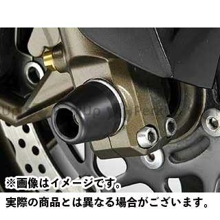 【エントリーで最大P21倍】アグラス ニンジャZX-14R ZZR1400 フロントアクスルプロテクター コーンタイプ 仕様:アルミ カラー:レッド AGRAS