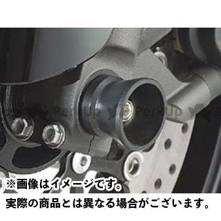 アグラス AGRAS その他サスペンションパーツ フロントアクスルプロテクター ファンネルタイプ ジュラコン ブラック