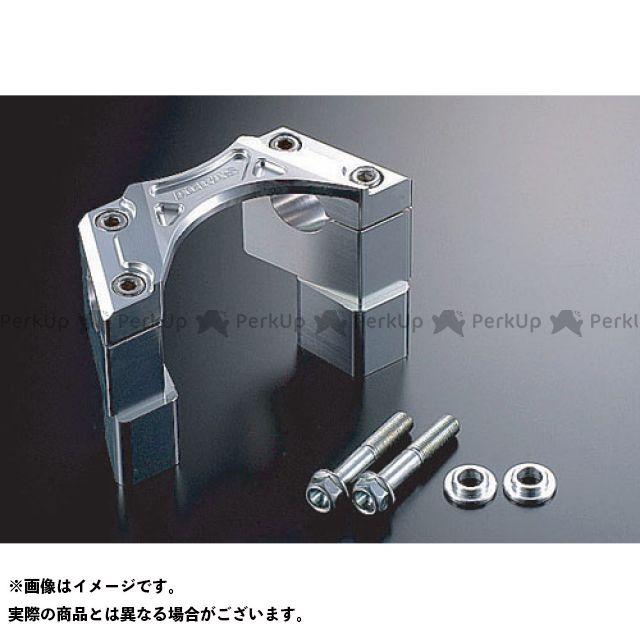 アグラス MT-01 ハンドルアッパーブラケット(STDバー用) AGRAS