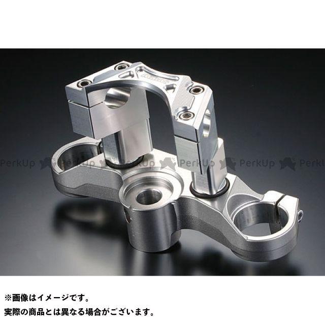 アグラス MT-01 ハンドルアッパーブラケット&トップブリッジSET(φ22.2用) AGRAS