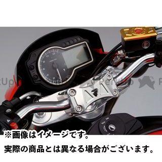 アグラス GSR750 トップブリッジ 仕様:ハンドルアッパーブラケット付き AGRAS