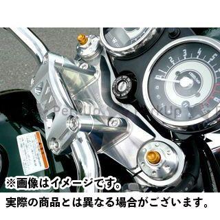 アグラス W800 トップブリッジ 仕様:ハンドルアッパーブラケット無し AGRAS