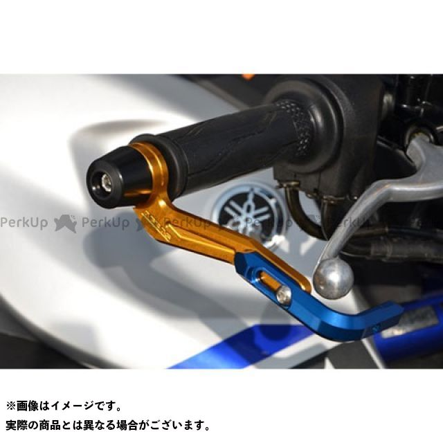 アグラス MT-25 レバーガード ガンメタ ブルー ブラック