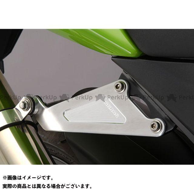 アグラス ニンジャZX-10R マフラーステー AGRAS